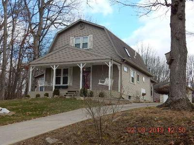 Howard Single Family Home For Sale: 383 Highland Hills Circle