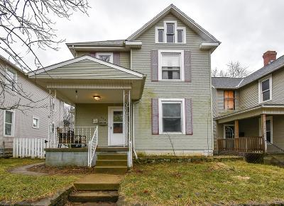 Lancaster Single Family Home For Sale: 638 E Chestnut Street