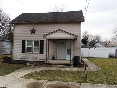 Single Family Home For Sale: 103 W Taylor Street