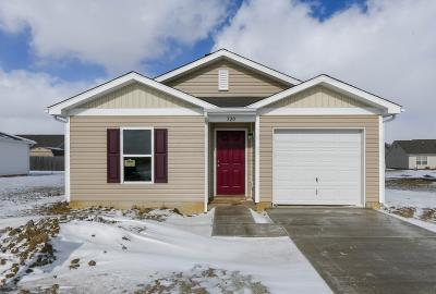 Lancaster Single Family Home For Sale: 120 Twin Creek Way