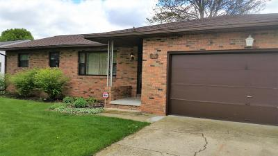 Mount Sterling Single Family Home For Sale: 191 Cliffview Drive