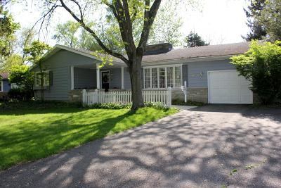 Upper Arlington Single Family Home For Sale: 2635 Mount Holyoke Road