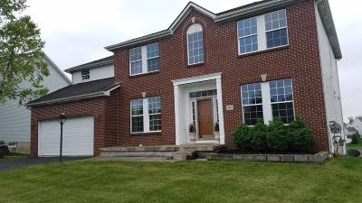 Pickerington Single Family Home For Sale: 285 Lillian Drive