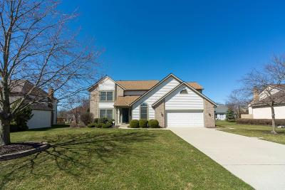 Fairfield County Single Family Home For Sale: 13233 Durham Circle