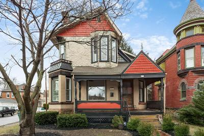 Columbus Single Family Home For Sale: 62 Wilson Avenue