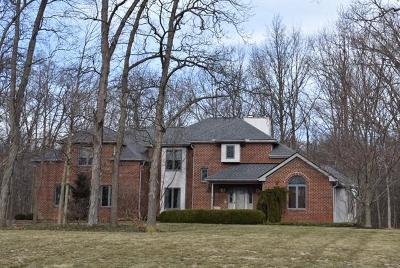 Union County Single Family Home For Sale: 16267 Hunters Run
