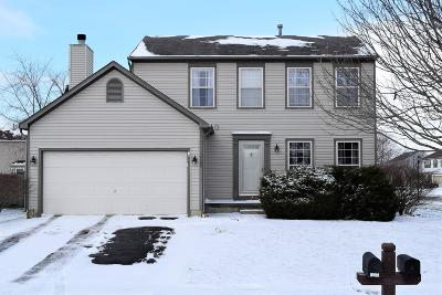 Marysville Single Family Home For Sale: 1528 Village Drive