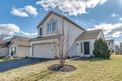 Grove City OH Single Family Home For Sale: $169,900