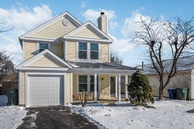 Columbus Single Family Home For Sale: 2368 Dunsworth Drive