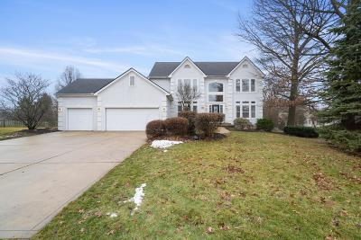 Westerville Single Family Home For Sale: 5842 Crystal Court