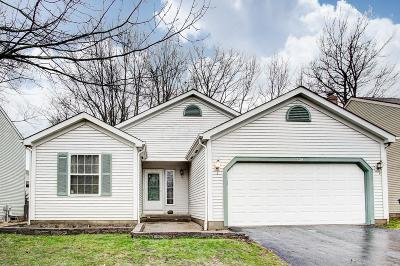 Marysville Single Family Home For Sale: 428 Bent Tree Drive