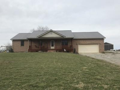 Amanda Single Family Home For Sale: 1465 Winchester Southern Road