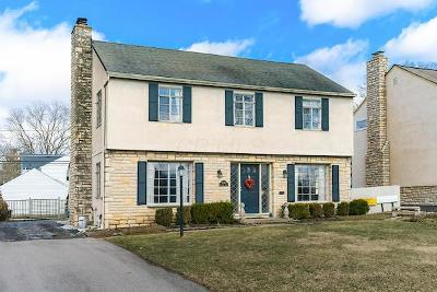Upper Arlington Single Family Home For Sale: 2246 Canterbury Road