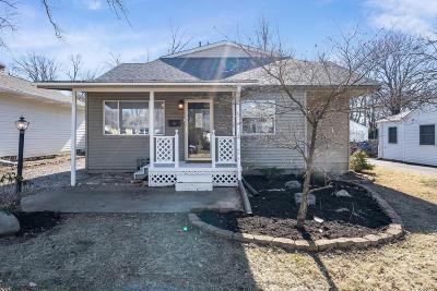 Columbus Single Family Home For Sale: 603 E Lincoln Avenue