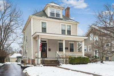 Columbus Single Family Home For Sale: 52 Brevoort Road