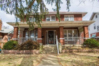 Clintonville Single Family Home For Sale: 118 Chatham Road