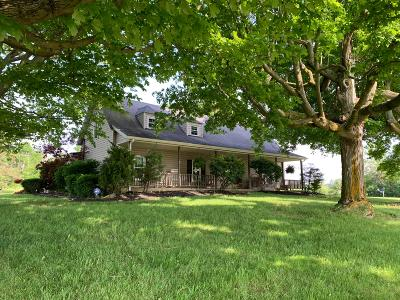 London Single Family Home For Sale: 2460 State Route 187