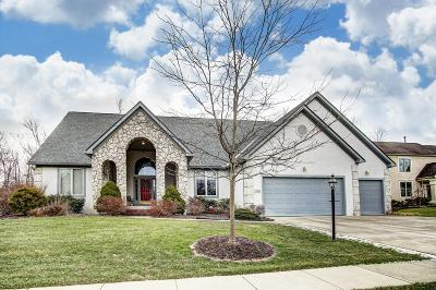 Pickerington Single Family Home For Sale: 12584 Brook Forest Circle