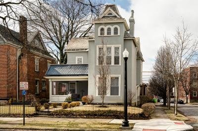 Columbus Single Family Home For Sale: 1329 Forsythe Avenue