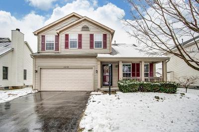 Westerville Single Family Home For Sale: 6603 Collingwood Drive