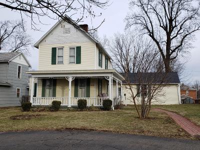 Fairfield County Single Family Home For Sale: 312 S Main Street