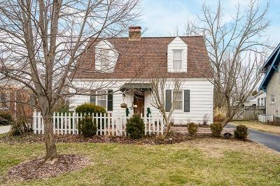 Columbus Single Family Home For Sale: 54 Nottingham Road