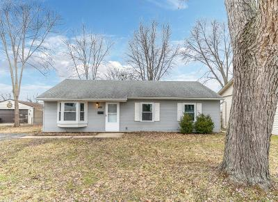 Gahanna Single Family Home For Sale: 484 Coronation Avenue