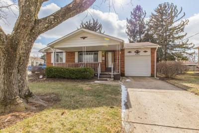 Grove City OH Single Family Home For Sale: $154,900
