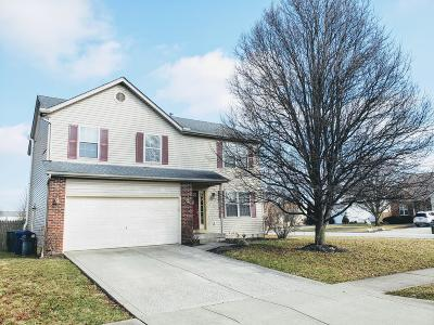 Blacklick Single Family Home For Sale: 7746 Brunfield Drive