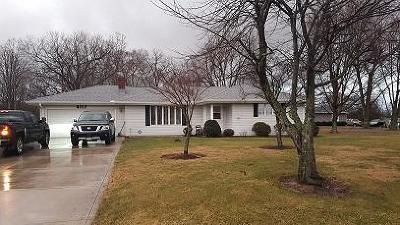 Pataskala Single Family Home For Sale: 6117 Watkins Road SW