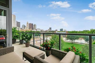 Columbus Condo For Sale: 300 W Spring Street #303