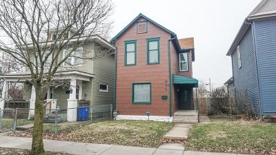 Columbus Single Family Home For Sale: 271 Hawkes Avenue
