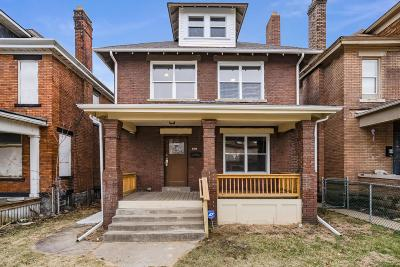 Columbus OH Single Family Home For Sale: $250,000
