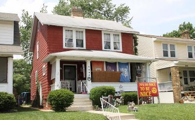 Columbus Single Family Home For Sale: 1205 S Champion Avenue