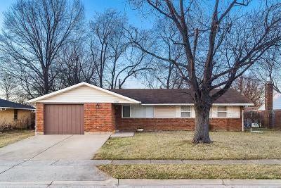 Franklin County Single Family Home For Sale: 6754 Gilette Drive