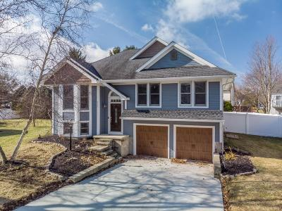 Hilliard Single Family Home For Sale: 4793 Augustus Court