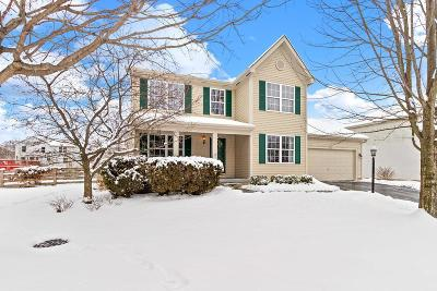 Blacklick Single Family Home For Sale: 7528 Dover Ridge Court