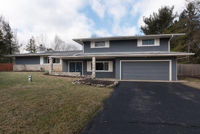 Columbus Single Family Home For Sale: 4029 Poste Lane