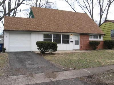 Columbus Single Family Home For Sale: 4694 Janis Drive