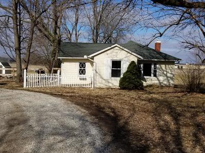 Heath Single Family Home For Sale: 250 Heath Road