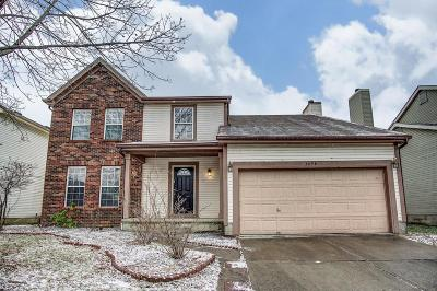 Reynoldsburg Single Family Home For Sale: 3098 Fayburrow Drive