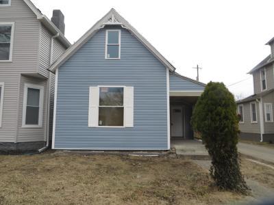 Columbus Single Family Home For Sale: 136 Sherman Avenue