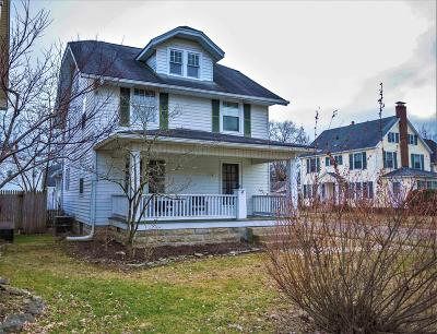 Newark Single Family Home For Sale: 847 W Main Street