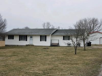 Mount Sterling OH Single Family Home For Sale: $185,000