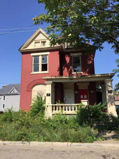 Columbus OH Single Family Home For Sale: $160,000
