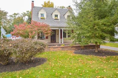 Clintonville Single Family Home For Sale: 590 Garden Road