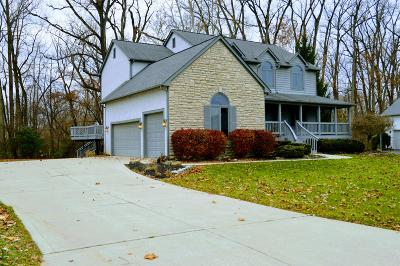 Galena Single Family Home For Sale: 6450 Valley Chase Court