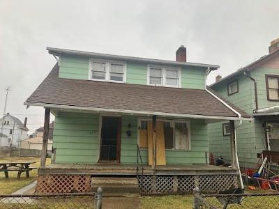 Columbus OH Single Family Home For Sale: $24,900