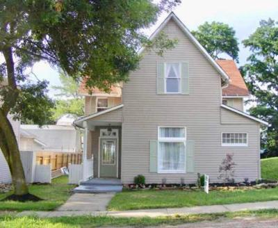 Thornville Single Family Home For Sale: 30 W Columbus Street