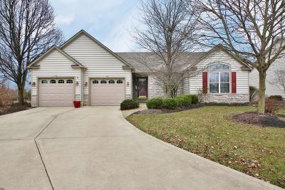 Westerville Single Family Home For Sale: 781 Mill Wind Court E